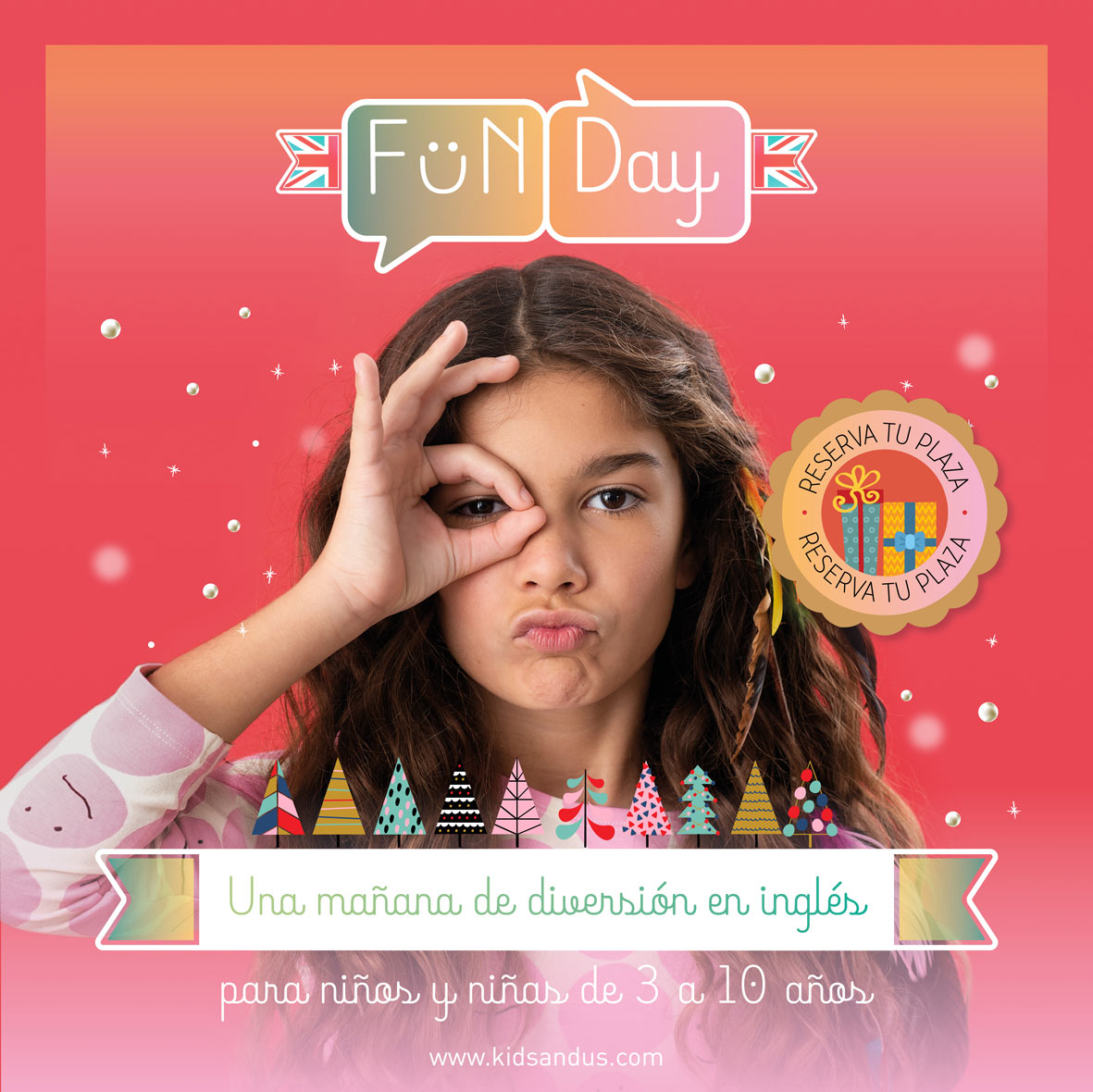 ¡Christmas Fun Days! en Kids&Us Logroño